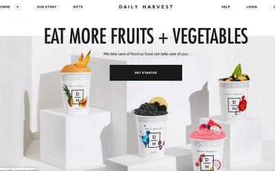 Milyen marketing tippeket tanulhatunk a Daily Harvest cégtől, ami már több mint egy millió smoothiet adott el
