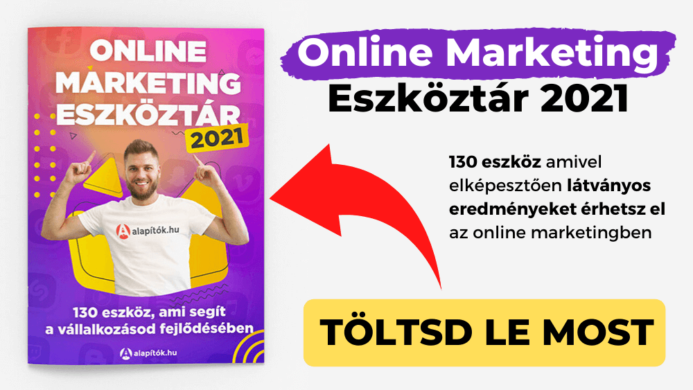 Online Marketing Eszköztár